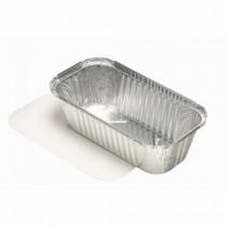 Foil Container & Lid 1.5lt