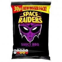 Space Raiders Saucy BBQ PM 30p