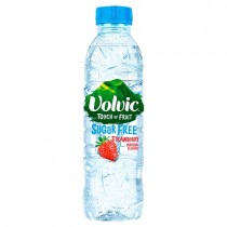 Volvic Touch of Fruit Sugar Free Strawberry 500ml