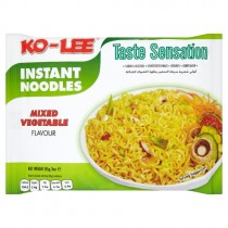 Ko Lee Instant Noodles Mixed Vegetable