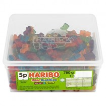 Haribo Bear Buddies Swwet & Sour PM 5p