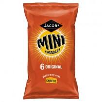 Jacobs Mini Cheddars Original 6 Pack