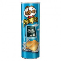 Pringles Salt & Vinegar 200g PM £2.49