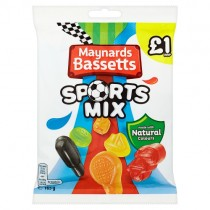 Maynards Bassetts Sports Mix PM £1