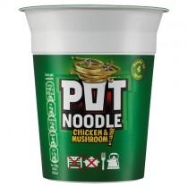 Pot Noodle Chicken & Mushroom £1.19