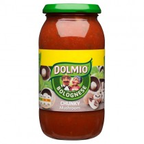 Dolmio Bolognese Chunky Mushroom PM £1.89