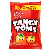 Golden Wonder Tangy Toms PM 30p or 2/50p