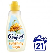 Comfort Sunshiny Days Fabric Conditioner 21 Wash PM £1.99