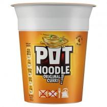 Pot Noodle Curry PM £1.19