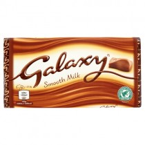 Galaxy Smooth Milk 114g PM £1