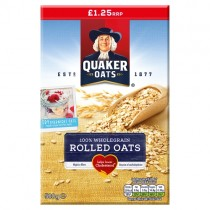 Quaker Oats PM £1.25