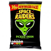 Space Raiders Pickled Onion PM 30p