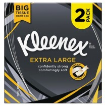 Kleenex Extra Large Tissues 2 Pack
