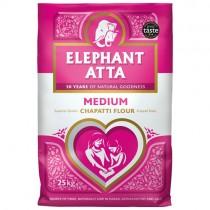 Elephant Atta Medium Chapatti Flour 25kg