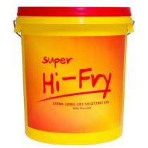 Super Hi Fry Extra Long Life Vegetable Oil 20lt