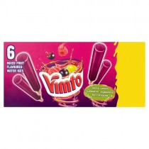 Vimto Ice Lollies 6 Pack PM £1
