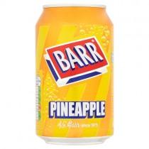 Barr Pineapple 330ml PM 49p
