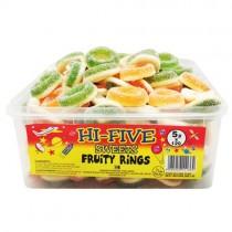 Hi Five Fruity Rings PM 5p