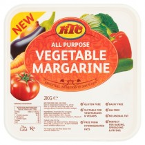 KTC Vegetable Margarine