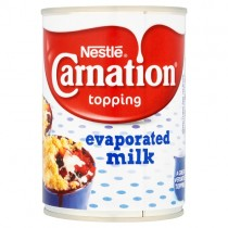 Nestle Carnation Evaporated Milk PM £1.09