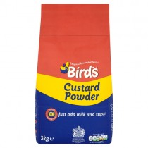 Birds Custard Powder 3kg