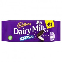 Cadbury Dairy Milk Oreo PM £1