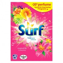 Surf Tropical Washing Powder 80 Wash