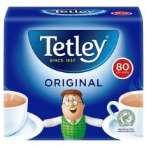 Tetley 80 Tea Bags PM £2