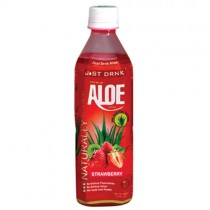 Just Drink Aloe Strawberry
