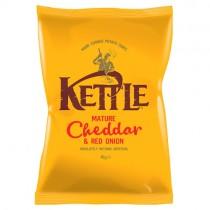 Kettle Cheddar & Onion PM 69p