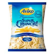 Aviko Super Crunch Shoestring 7mm Chips