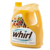 Whirl Butter Veg Oil No Added Salt