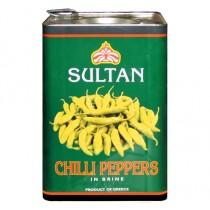 Sultan Chilli Peppers in Brine