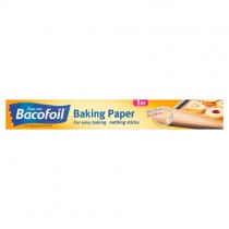 Bacofoil Baking Paper 300mm x 5m