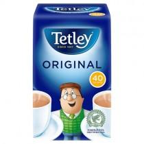 Tetley Original Tea Bags 40s PM £1