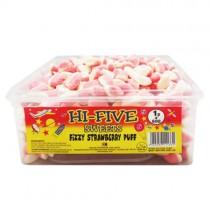 Hi Five Fizzy Strawberry Puff PM 1p