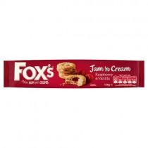 Foxs Jam & Cream PM 89p