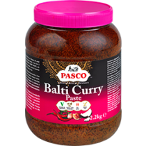 Pasco Balti Curry Paste