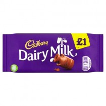 Cadbury Dairy Milk PM £1