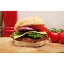 4oz Economy Halal Beef Burger