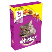 Whiskas Complete Dry with Chicken PM £1.19