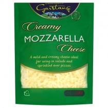 Dewlay Creamy Mozzarella Grated Cheese