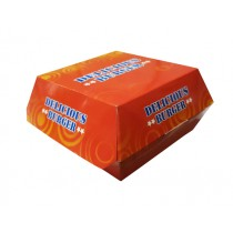 Burger Box 4''