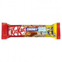 KitKat Chunky Cookie Dough PM 2/£1