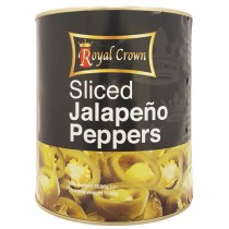 Royal Crown Sliced Jalapeno Peppers