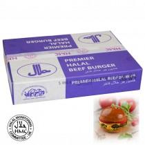 Premier Halal HMC Beef Burger 4oz
