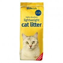 Lifestyle Lightweight Cat Litter 3lt PM £1.25