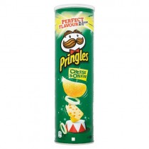 Pringles Cheese & Onion PM £2.49