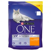 Purina One Adult Chicken & Wholegrains PM £1.25