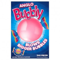 Anglo Bubbly Bubble Gum PM 5p